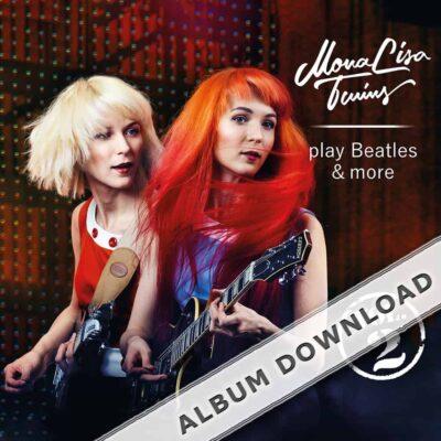 MonaLisa Twins play Beatles & more Vol. 2 Album Download